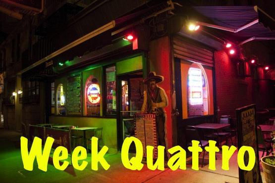 mezcals week 4